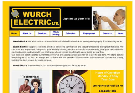 WurchElectric.com